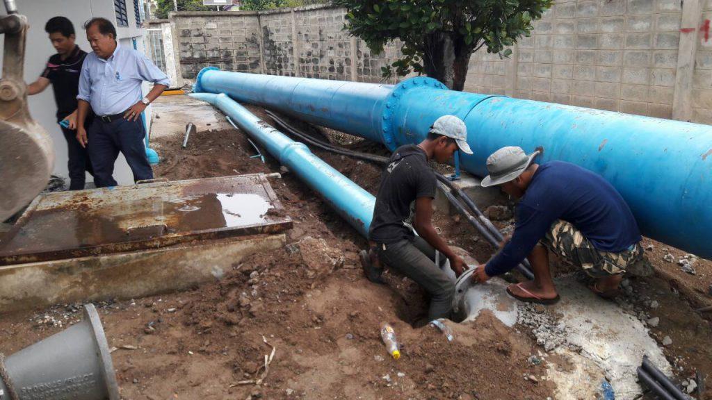 Decreasing Water Loss